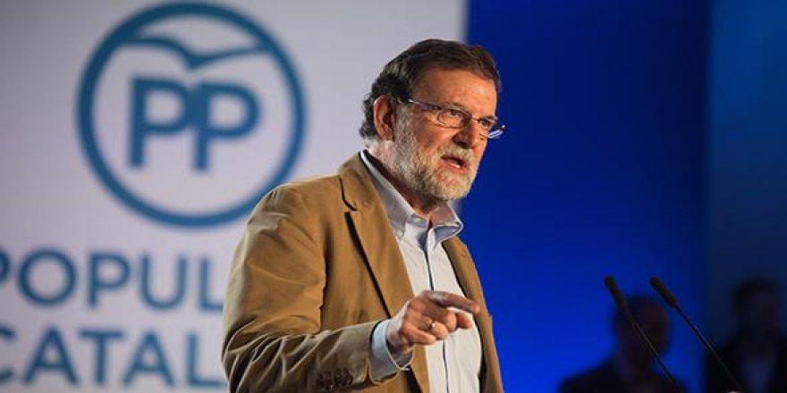 İspanya Başbakanı Katalonya'da