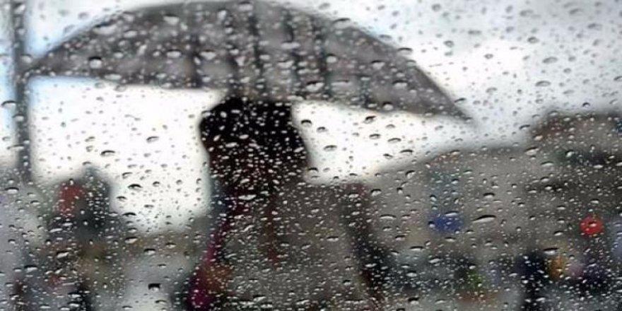 Meteoroloji'den Kocaeli için yağış uyarısı