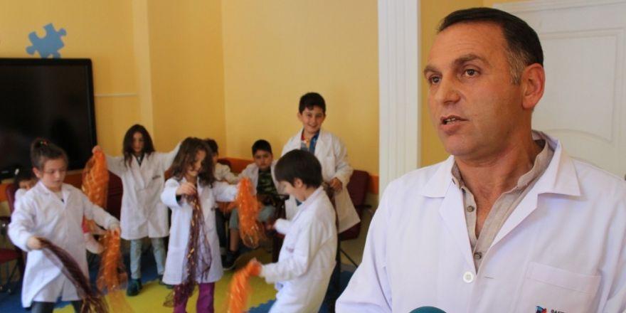 Çocukları İçin Araştırmaya Yaparak Özel Yetenek Eğitmeni Oldu