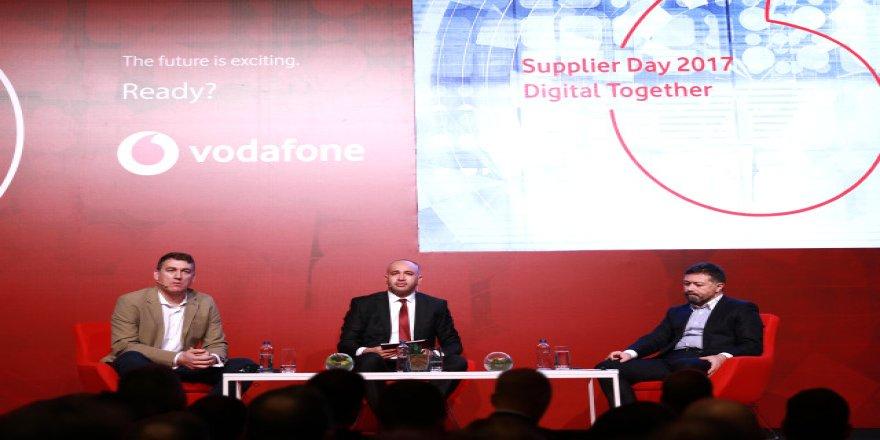 Vodafone Türkiye, Tedarikçileriyle Gelecek Vizyonunu Paylaştı