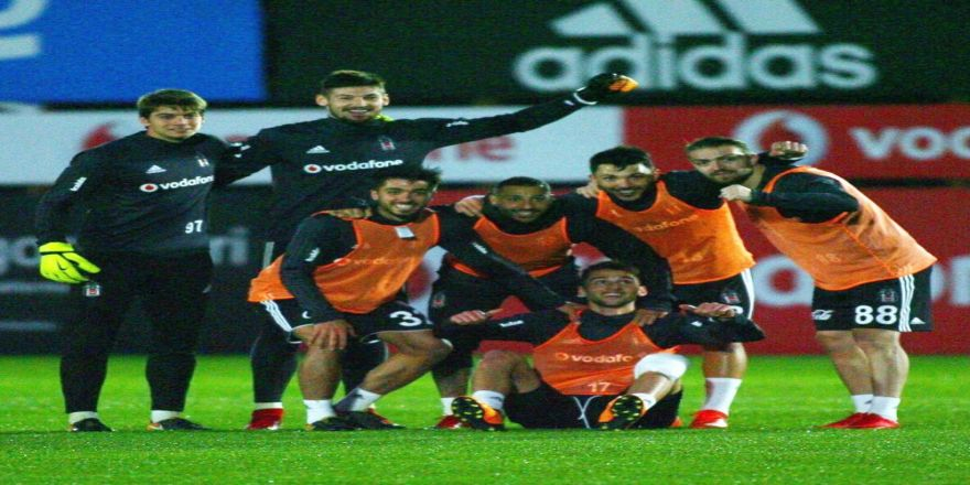 Beşiktaş'ta Akhisar Mesaisi Başladı