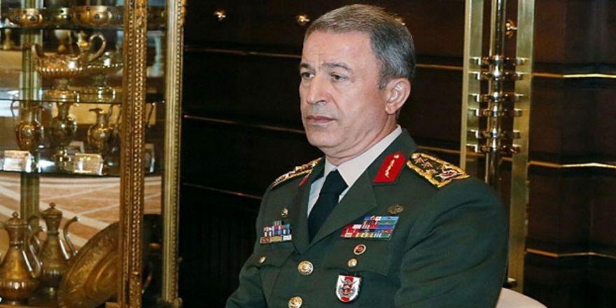 Orgeneral Akar, Cumhurbaşkanı Erdoğan'a Eşlik Ediyor