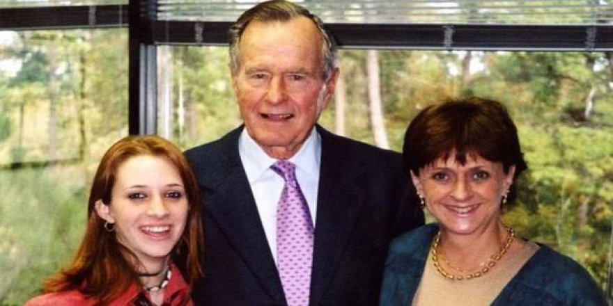 Bush'a yeni taciz suçlaması