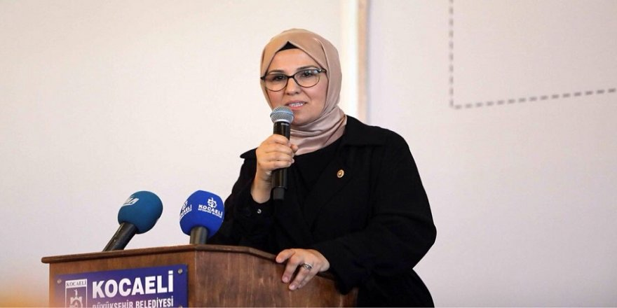 Katırcıoğlu: Eskiden kadının adı yoktu