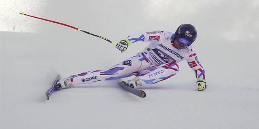 Fransız kayakçı David Poisson vefat etti