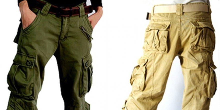 Son Dönemin Vazgeçilmesi: Kargo Pantolonlar