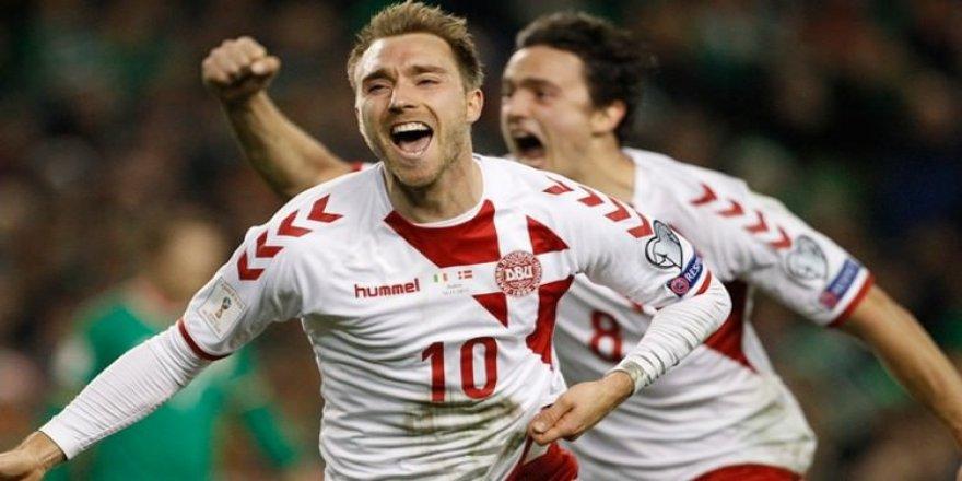 Danimarka 5 golle Dünya Kupası'nda!