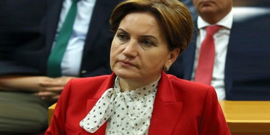 Meral Akşener'e mahkeme şoku