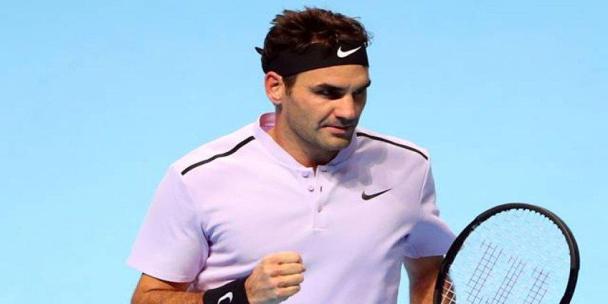 Roger Federer yarı finale yükseldi