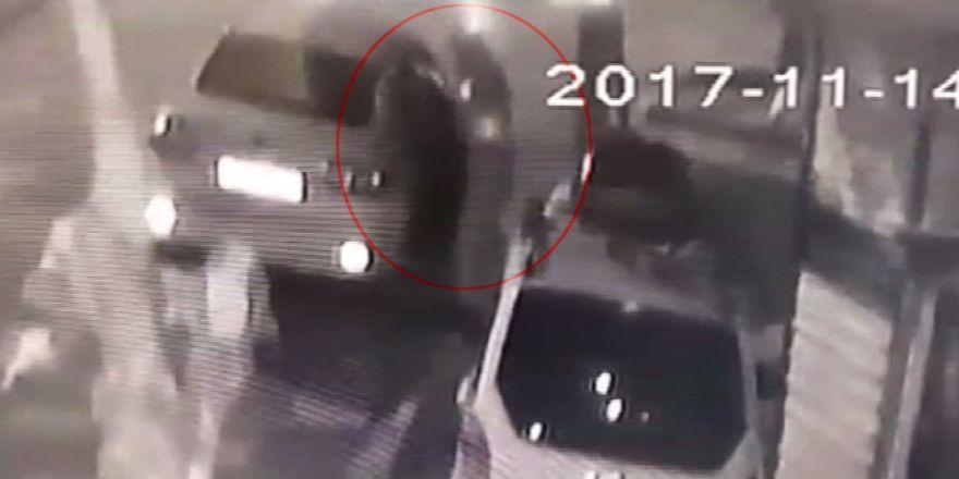 Esnafı Canından Bezdiren Hırsızlar Kamerada