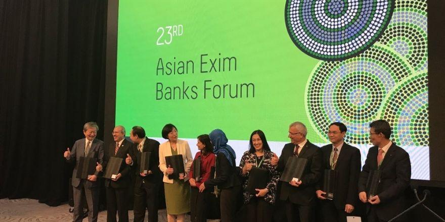 Türk Eximbank, Asya Eximbankları İle Kredi Hatları Açacak
