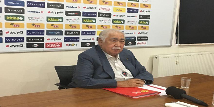 Eskişehirspor'a Bir Şok Da Kurucu Başkandan