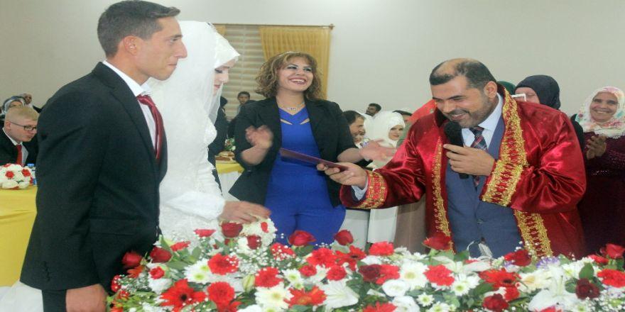 Türkiye'de İlk Müftü Nikahı Kıyıldı
