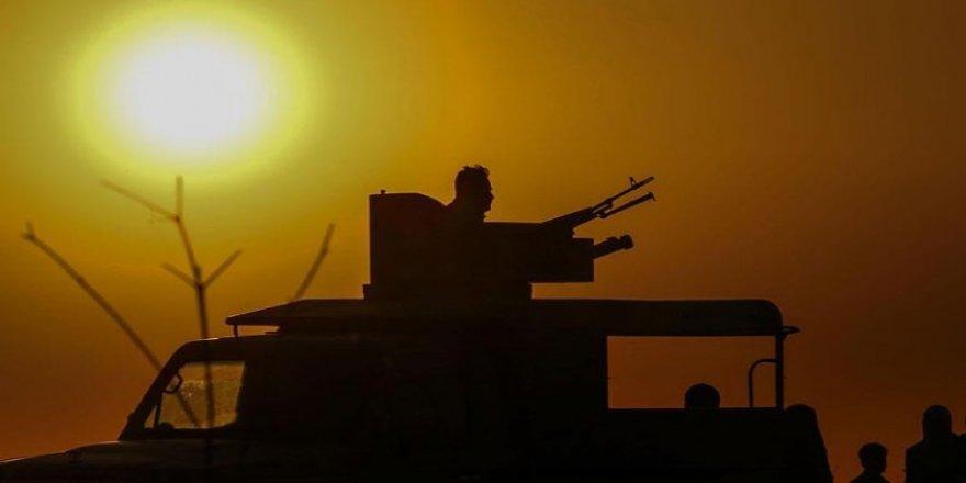 Irak'tan açıklama: 13 köy geri alındı