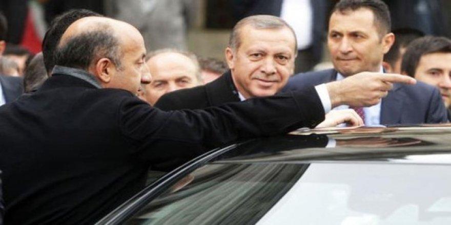 Erdoğan'ın en yakınındaki isim sessizliği bozdu