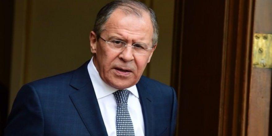 Lavrov'dan Türkiye açıklaması!