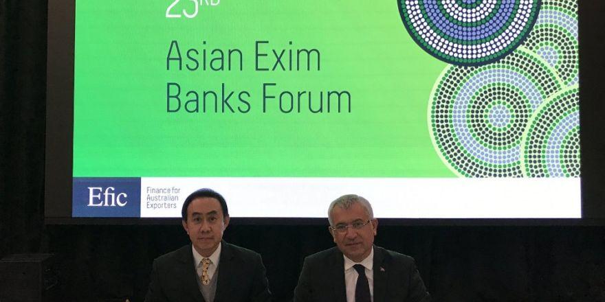 Türk Eximbank, Tayland Eximbank İle İş Birliği Anlaşması İmzaladı