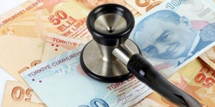 Sağlık Harcamaları 2016 Yılında Yüzde 14,5 Arttı
