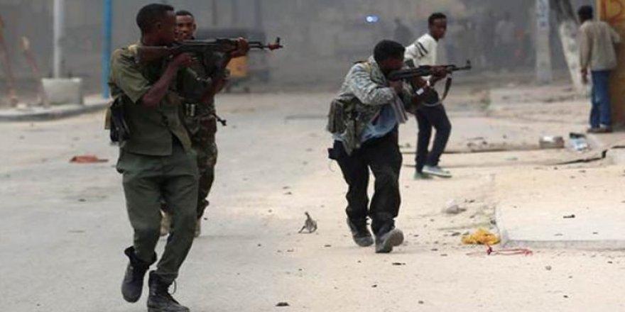 29 Eş-Şebab militanı yakalandı
