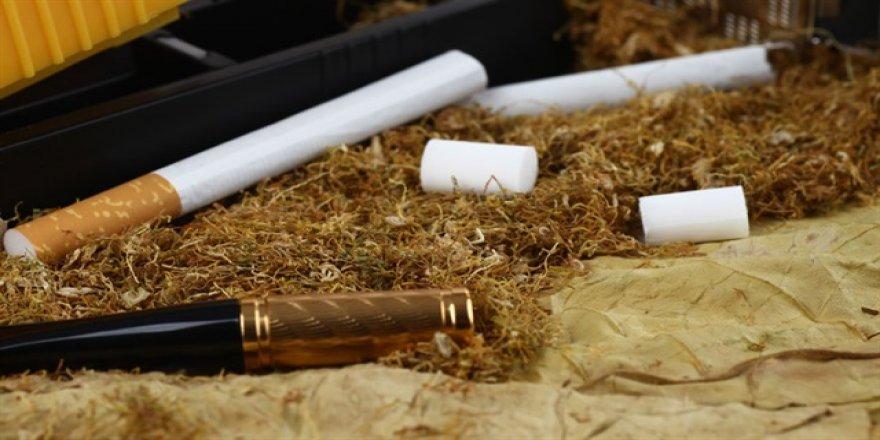Sarma sigara satana, bulundurana şok