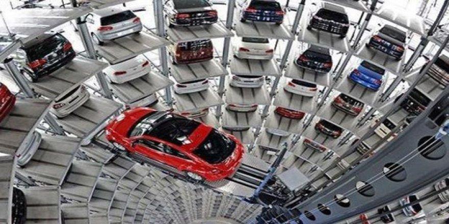 Avrupa Otomobil Pazarı 10 Aylık Sürede Yüzde 3,8 Arttı