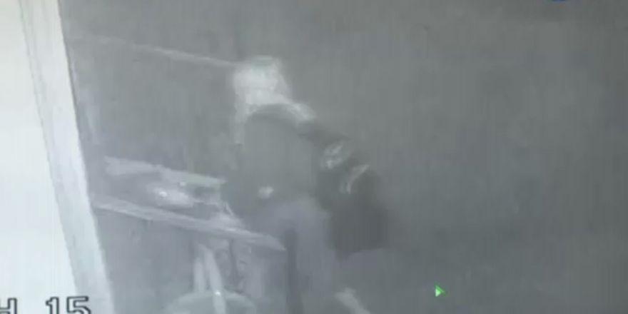 Bar Sahibi Kadının Öldürülme Anı Kameraya Yansıdı