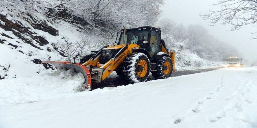 Yıldırım Belediyesi Kış Hazırlıklarını Tamamladı