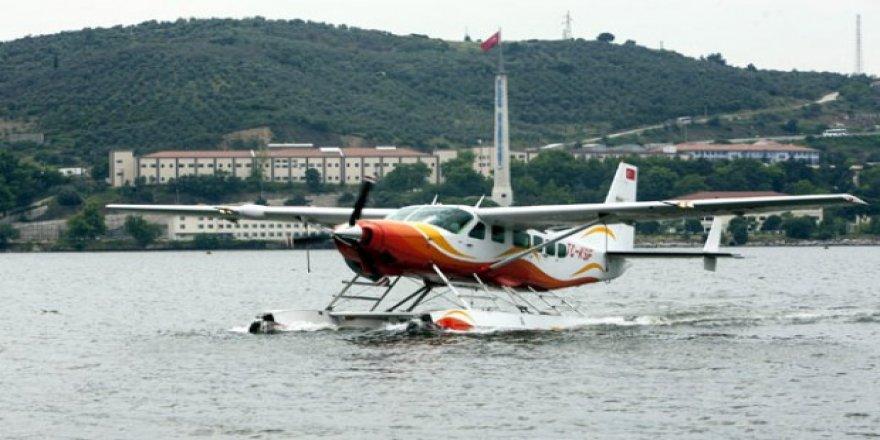 Deniz Uçağı Bilet Satışları Durduruldu