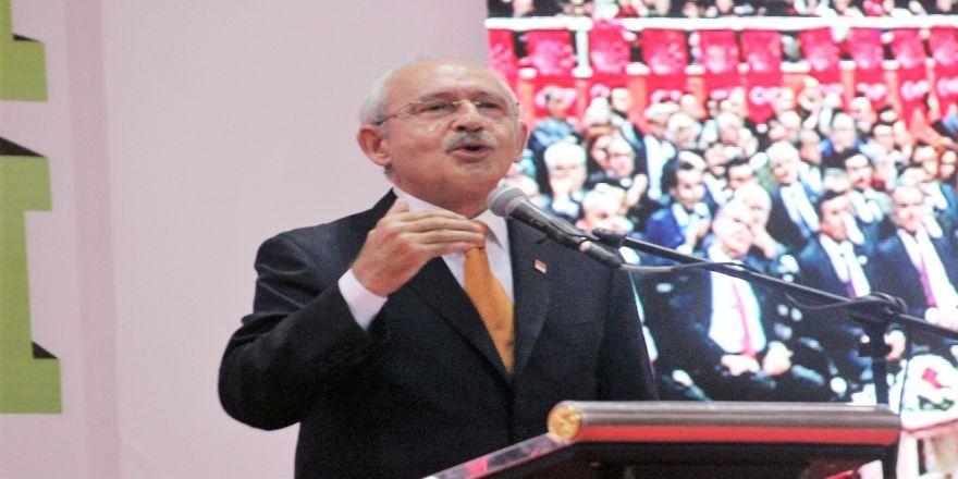 Kılıçdaroğlu Tekirdağ'da Konuştu