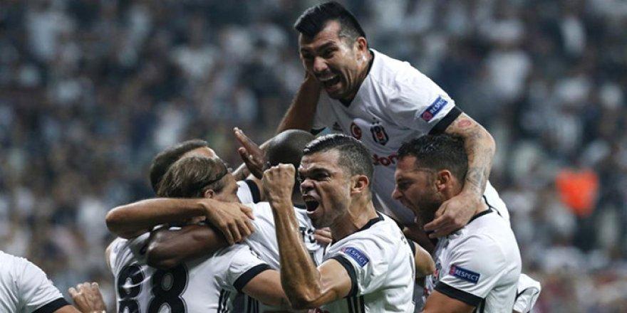 Beşiktaş'ın yıldızları cezalı!