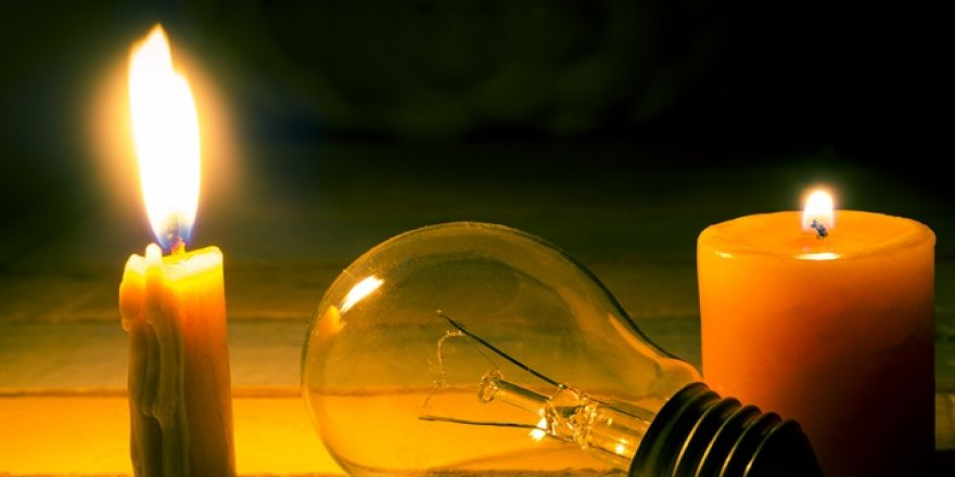 Gebze'de elektrik kesintisi