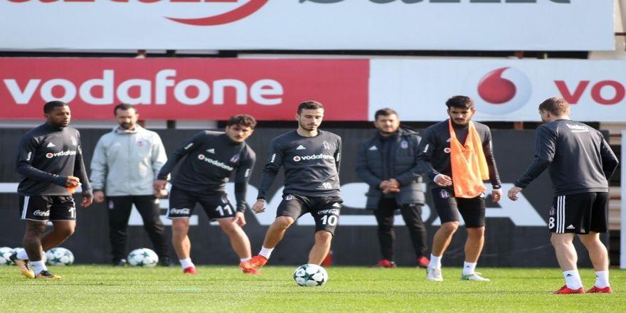 Beşiktaş, Porto Maçı Hazırlıklarına Başladı