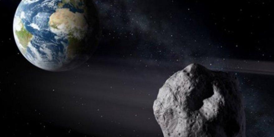 Dev asteroid dünyaya yaklaşıyor