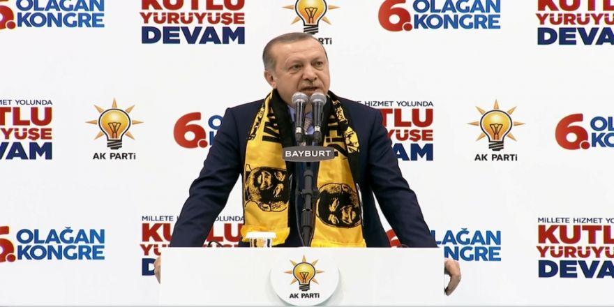 """""""Hedef Türkiye'dir, Türk Milletidir"""""""