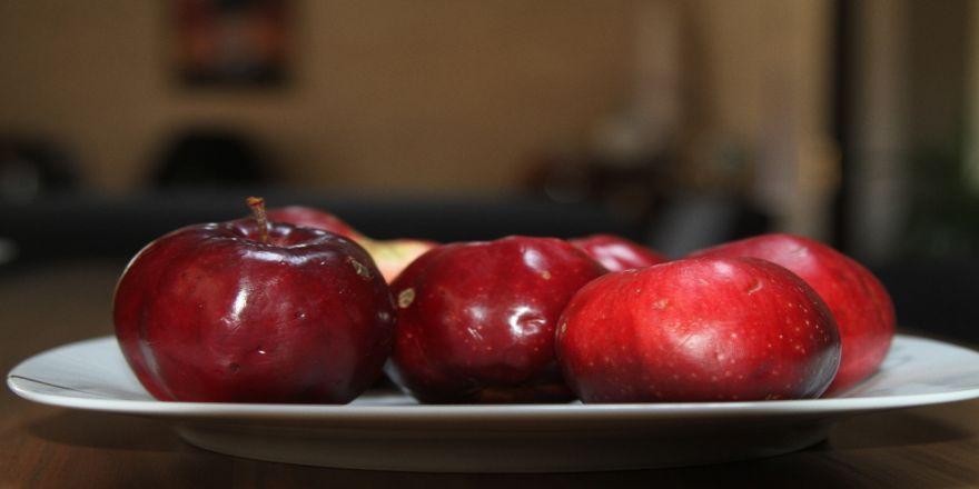 Bu Elma Sadece Bir İlçede Yetişiyor