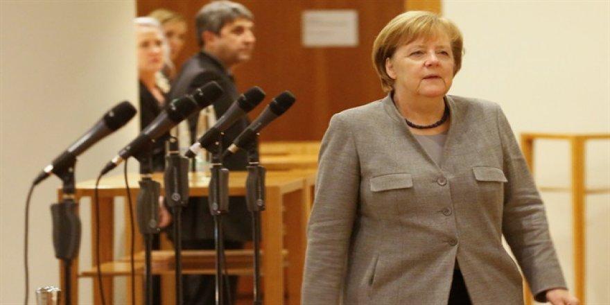Merkel'den 'hükümet kurma' açıklaması