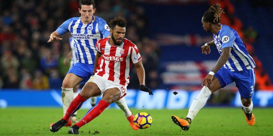 Stoke City kaçtı, Brighton yakaladı!