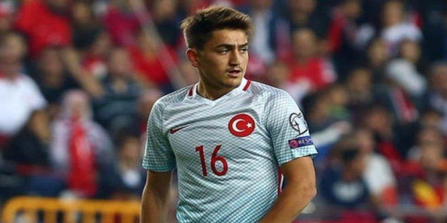 Galatasaray'dan Cengiz Ünder atağı