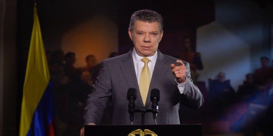 Kolombiya Devlet Başkanı, FARC lideri ile görüşmek istiyor