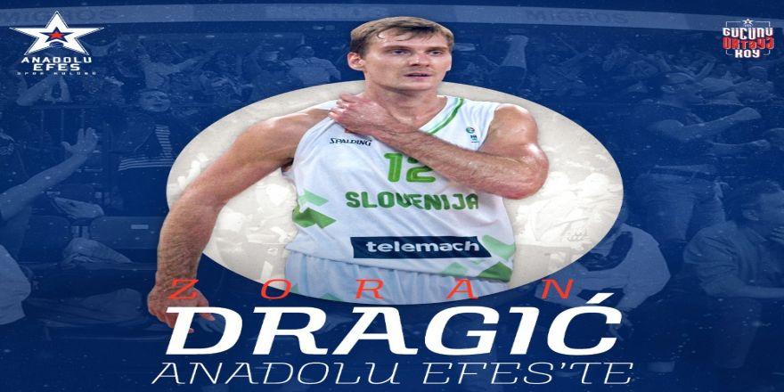 Zoran Dragic Andolu Efes'te