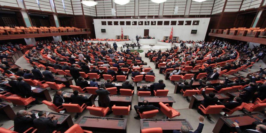 Ysk Değişikliği Meclis'te