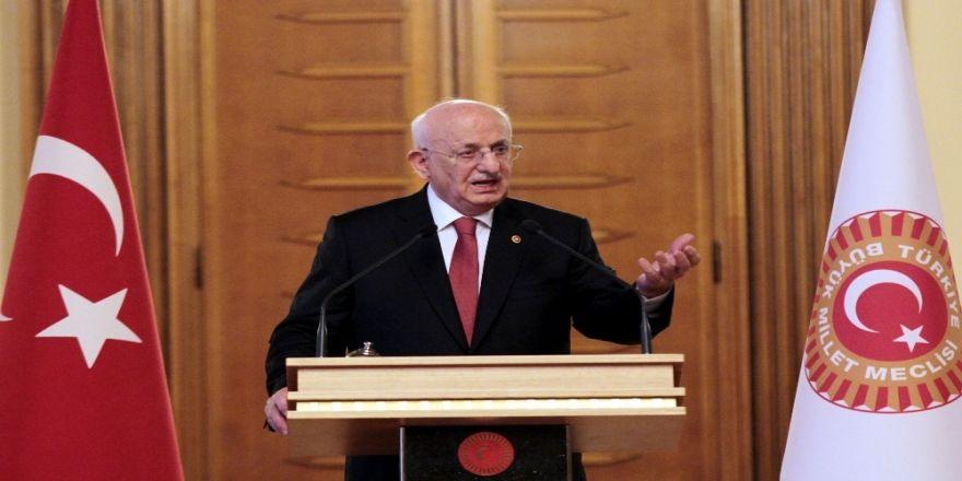 Meclis Başkanı Kahraman'dan Asya Ülkelerine Çağrı