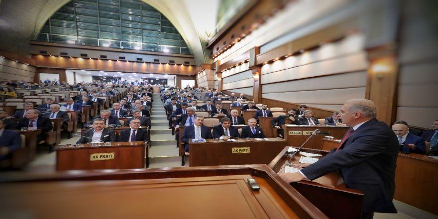 İbb'nin 2018 Yılı Bütçesi Kabul Edildi