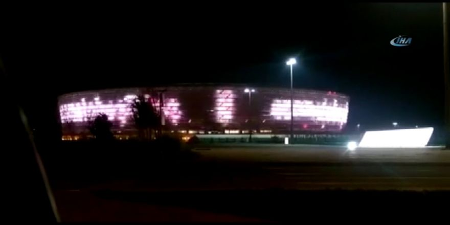 Azerbaycan'dan Beşiktaş'a Siyah- Beyaz Destek