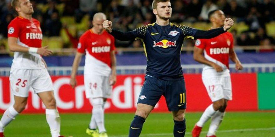 Leipzig Monaco'nun fişini çekti