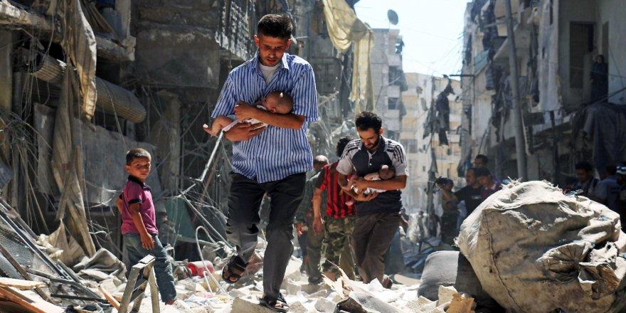 BM'nin Suriye raporu