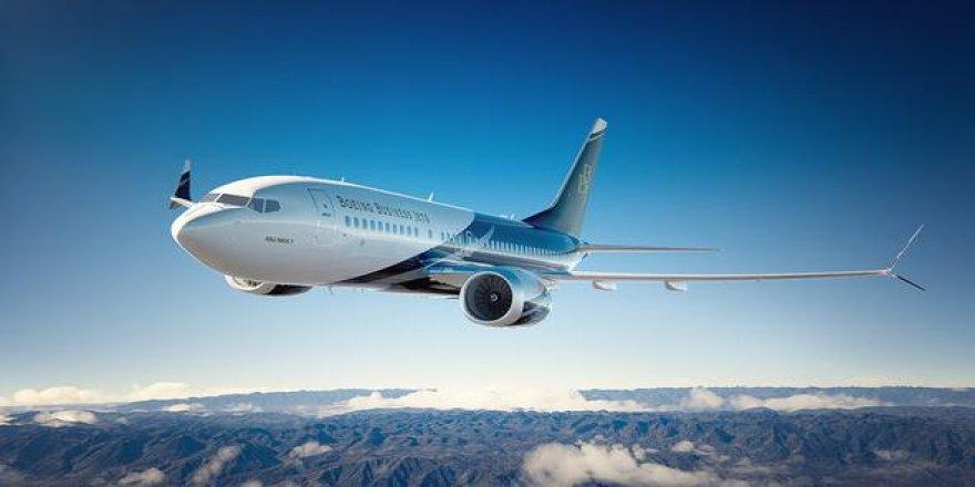 İnternetten uçak satışı