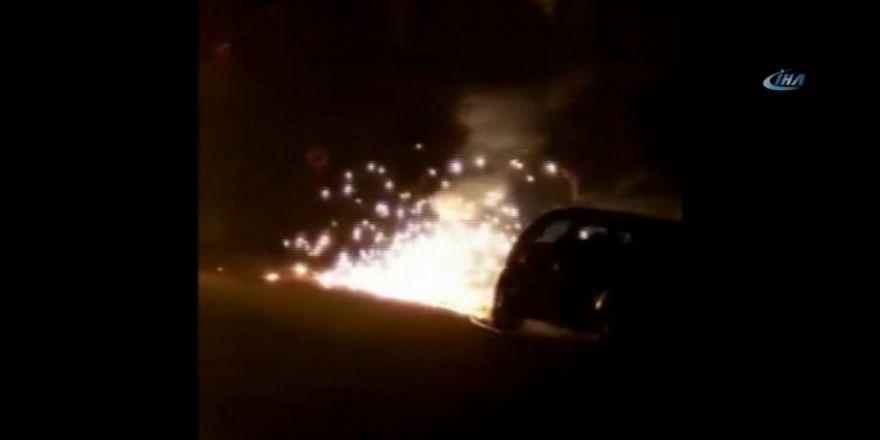 Avcılar'da Panik Yaşandı: Mahalleli Sokağa Döküldü