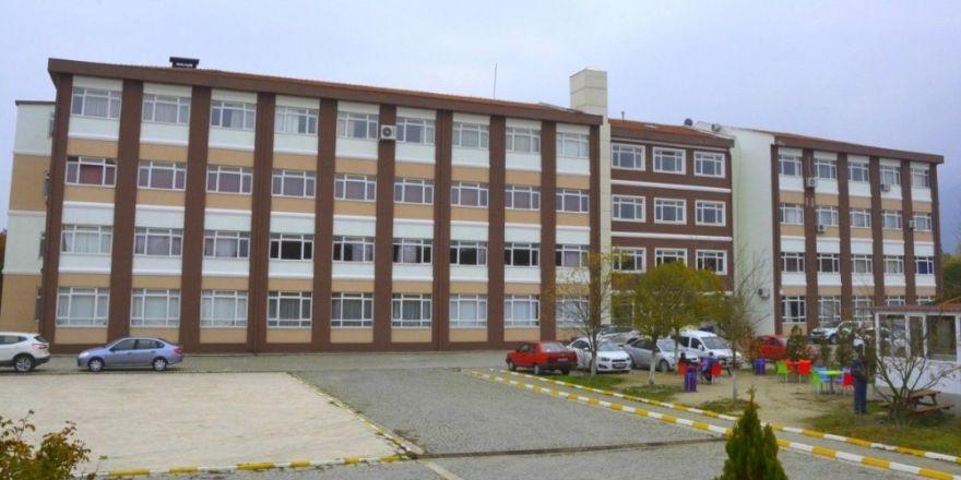 Yenice Meslek Yüksekokulu Binasında Yenileme Çalışmaları