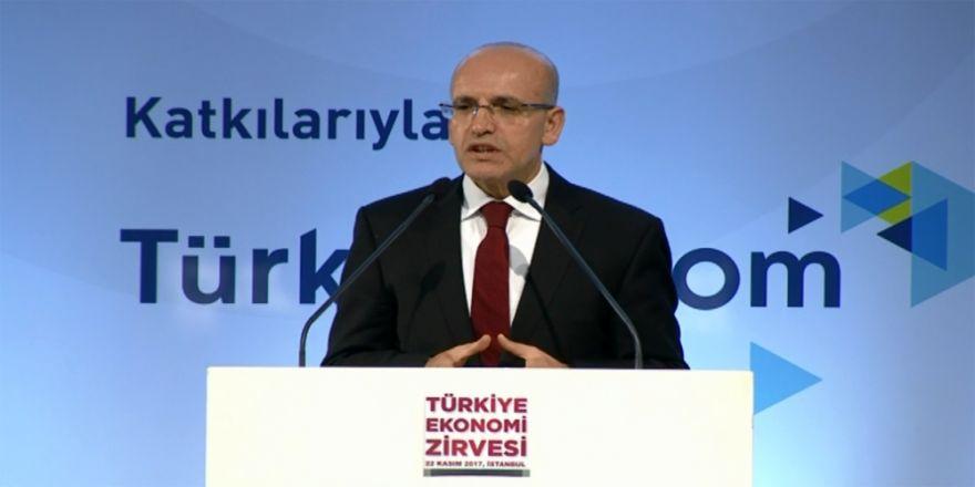 Mehmet Şimşek: Piyasa İniş Çıkışları Geçici
